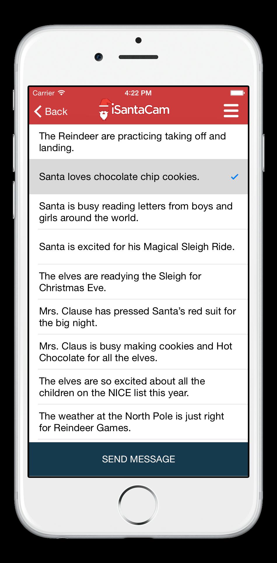 iSantaCam3-mobile-app