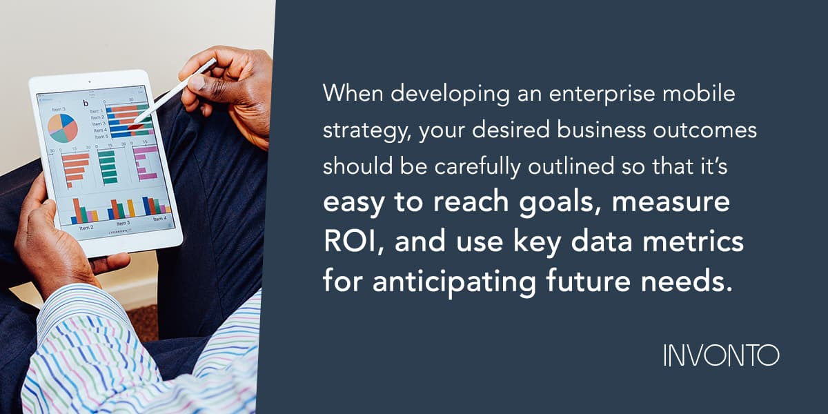 Goals Objectives | How To Develop A Successful Enterprise Mobility Strategy