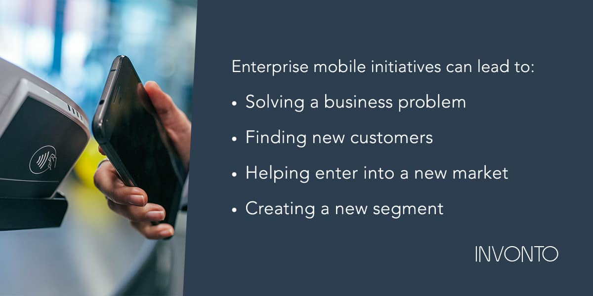 Mobile Initiatives | How To Develop A Successful Enterprise Mobility Strategy